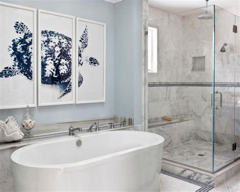 Bathroom Art Ideas bathroom art ideas with framed turtle wallpaper