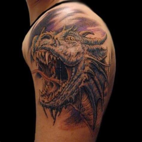 55 graceful sleeve shoulder tattoos