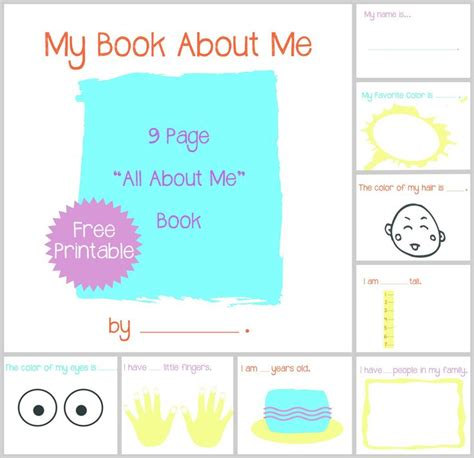 picture me book all about me book mae b baby