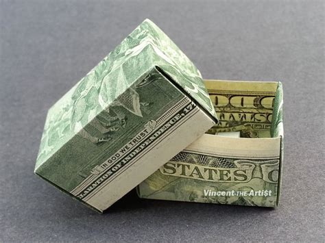 dollar origami box 94 best images about dollar bill origami on