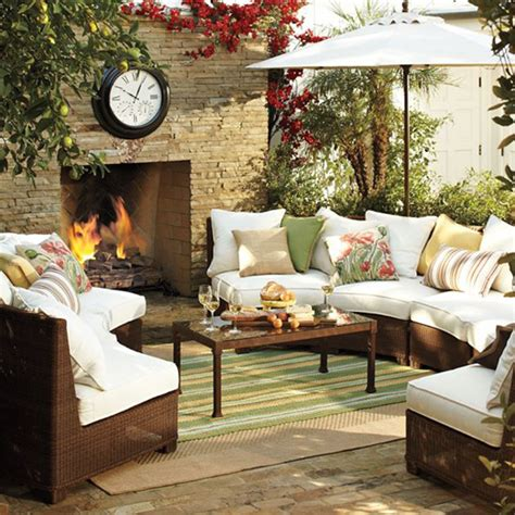home and garden living room ideas cozy outdoor living room design