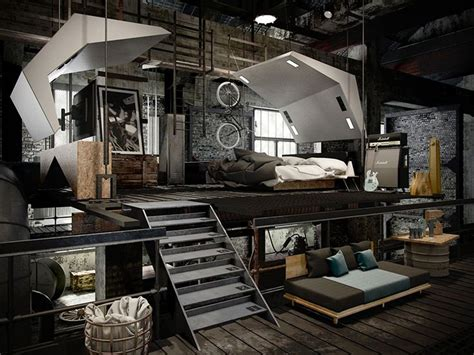 industrial bedroom design ideas best 25 industrial bedroom design ideas on