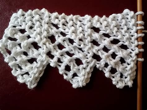 easy lace edging knitting pattern historic needlecrafts by knittydebby knit along