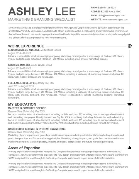 a sample of resume creative diy resumes mac for cosmetics resume mac pages