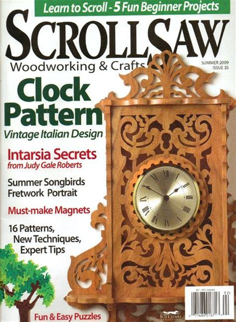 scroll saw woodworking crafts scrollsaw woodworking crafts issue 35 pdf