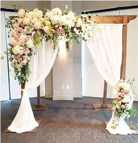 white wedding decoration ideas 20 beautiful wedding arch decoration ideas for creative