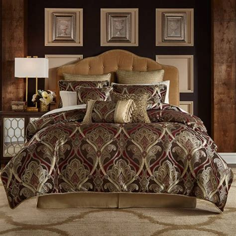 croscill king size comforter sets shop croscill bradney comforters the home decorating company