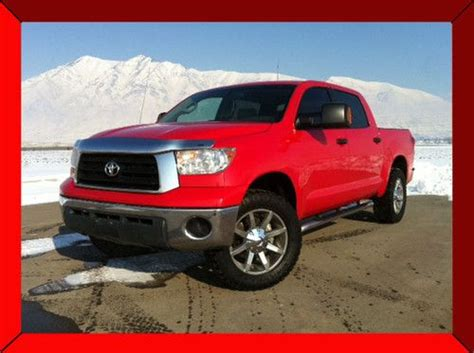 buy used 2008 toyota tundra sr5 crew max 5 7l i force 4x4 in mapleton utah united states for