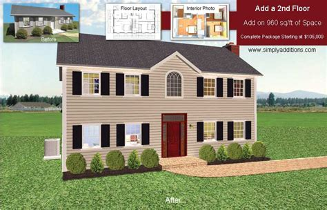Master Bedroom Addition Plans second story addition costs