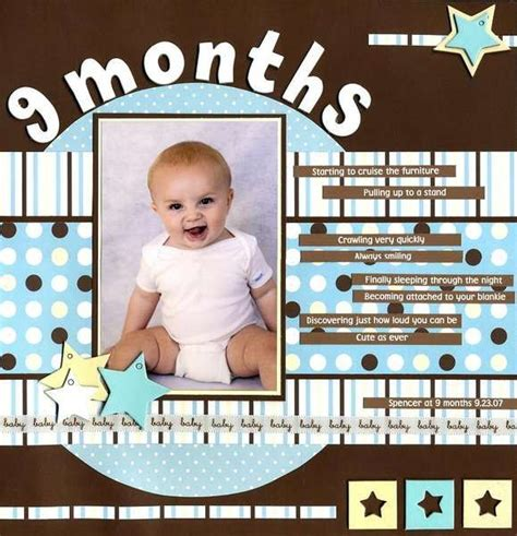 baby picture book ideas baby book baby scrapbook ideas