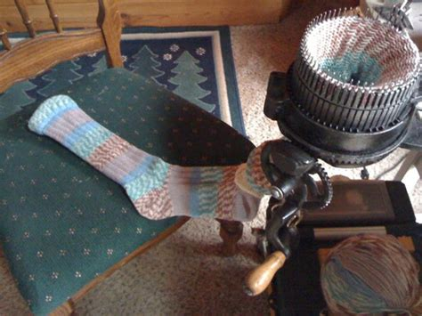 sock knitting machine for sale rving the usa is our big backyard sock crank in day in