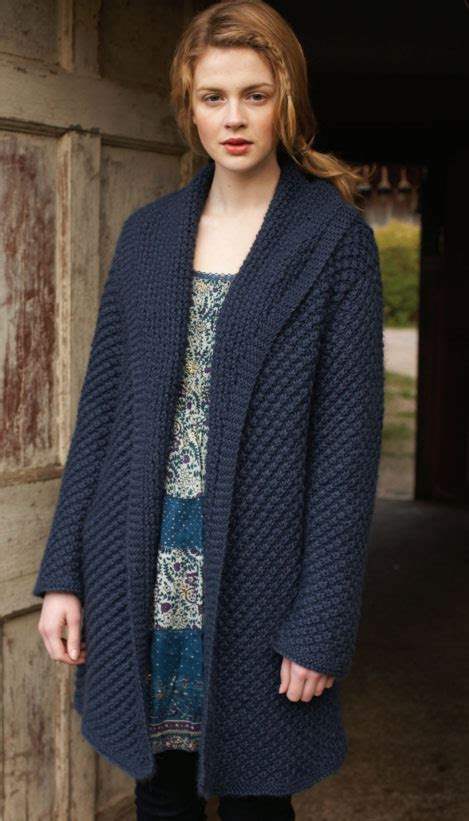 knitted coat patterns for free free stitch coat knitting pattern for