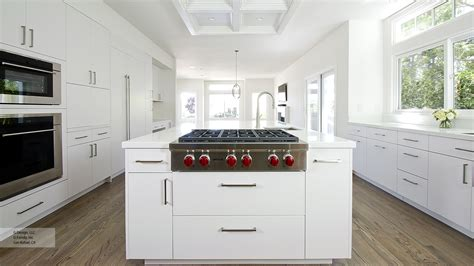 modern white kitchen cabinets white kitchen with modern cabinets omega cabinetry