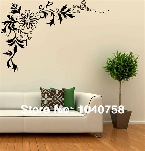 black wall stickers monk picture more detailed picture about large black