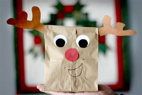paper bag crafts for adults last minute gifts for and adults craft buds