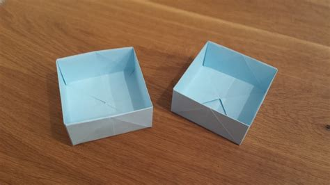 origami boxes with lids templates origami how to make a paper box that opens and closes