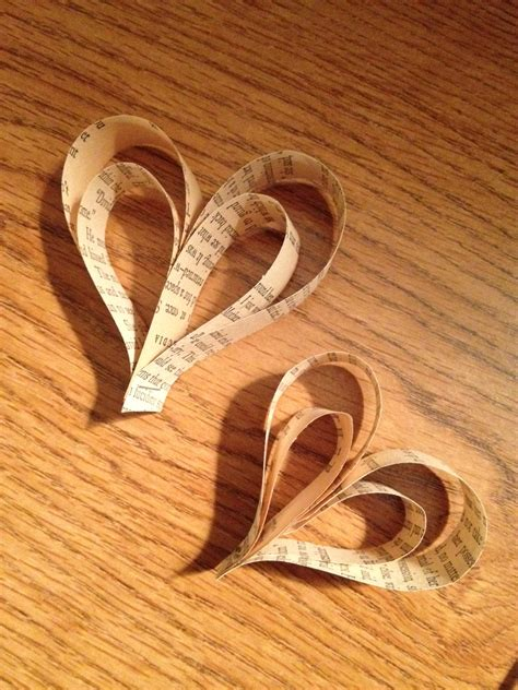 paper hearts crafts arts crafts howd i y a craft