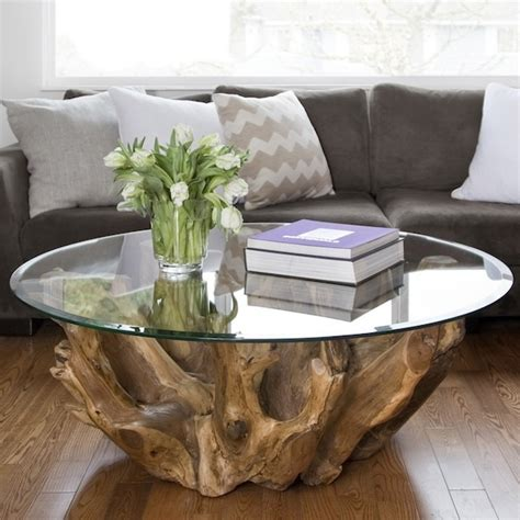 root coffee table natura root coffee table mikaza meubles modernes