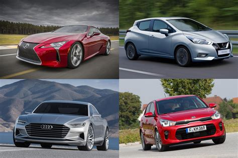 Car News by Best New Cars For 2017 Auto Express