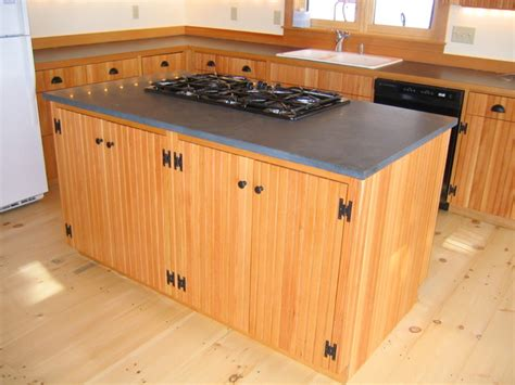 woodworking kitchen cabinets douglas fir beadboard cabinets traditional kitchen