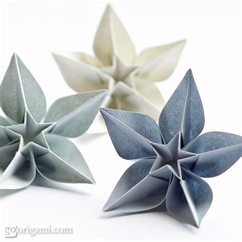 origami paper flower tutorial decorate your home with these beautiful origami flowers