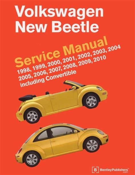 service manual best car repair manuals 2012 volkswagen new beetle engine control 2012 1998 2010 2004 2005 2006 vw beetle shop service repair manual ebay