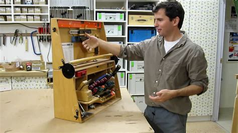 Garage Design Tool Garage an interesting tool chest hinge mechanism youtube