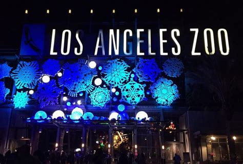 l a zoo lights discount tickets spectacular light show