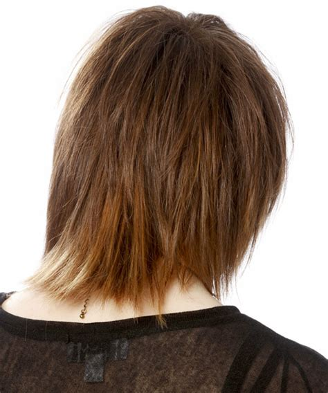 views of back of medium hairstyles medium layered haircuts back view hairs picture gallery