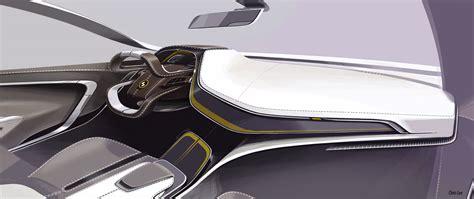 new interior design concepts bmw i6 concept interior design sketch car design