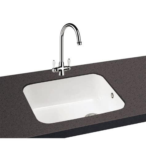 white undermount kitchen sink carron carlow 105 ceramic undermount kitchen sink