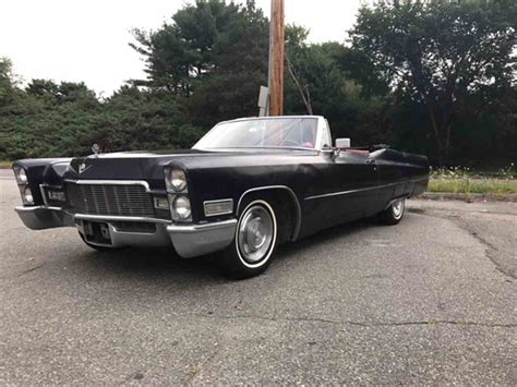 1968 Cadillac Coupe by 1968 Cadillac For Sale Classiccars Cc 1024115