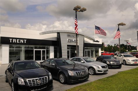 Trent Cadillac New Bern Nc by About Trent Cadillac Buick Gmc In New Bern Near Jacksonville