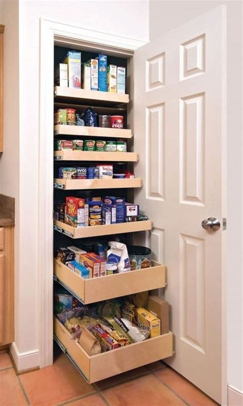 pantry cabinet ideas kitchen 17 best ideas about small pantry closet on