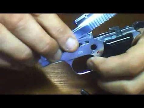 Modification Zoraki 914 by разборка и сборка пистолета Ekol Tuna