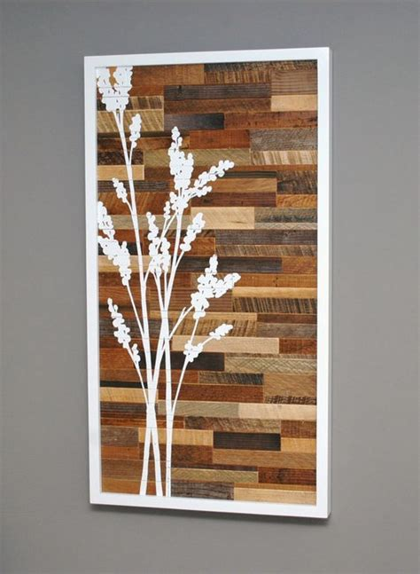 woodwork paint reclaimed wood wall stenciling woods and woodworking