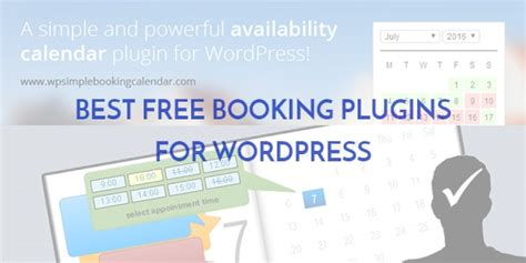 best free plugins for best free booking plugins for joomla template