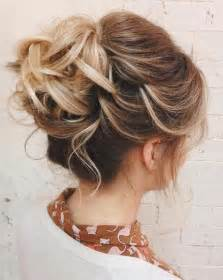 hair cut with a defined point in the back 60 updos for thin hair that score maximum style point
