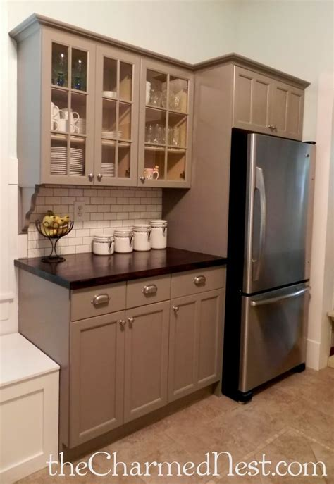 ideas on painting kitchen cabinets 25 best collection of chalk painted kitchen cabinets