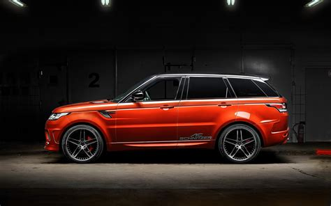 Car Wallpaper 2014 by 2014 Range Rover Sport By Ac Schnitzer Wallpaper Hd Car