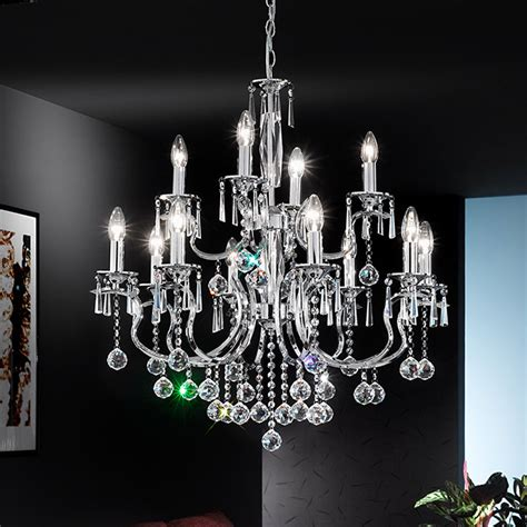 chrome and chandeliers chandelier chrome