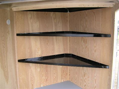 enclosed trailer shelves cargo trailer shelving motorcycle review and galleries
