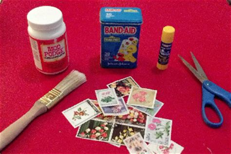 materials needed for decoupage how to decoupage