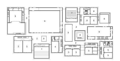 Simple 2 Bedroom House Plans gallery of youth center of qingpu atelier deshaus 18