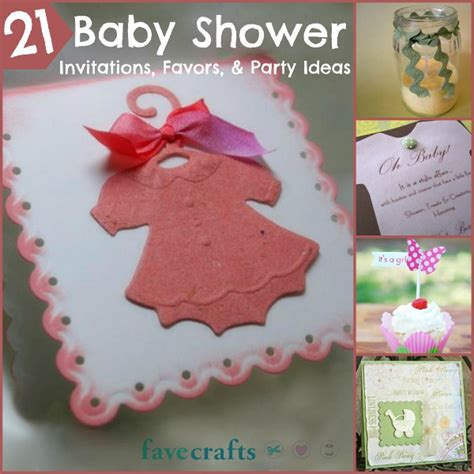 baby shower crafts for 23 baby shower invitations favors and diy