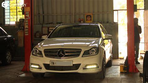 Mercedes C Service by Mercedes Service 2013 W204 C220 Cdi