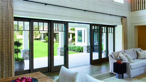 big glass door large sliding glass doors bring outdoors in angie s list