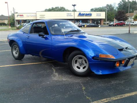 1972 Opel Gt For Sale by 1972 Opel Gt No Reserve Classic Opel Other 1972 For Sale