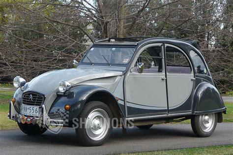 Citroen 2cv6 by Sold Citroen 2cv6 Charleston Sedan Auctions Lot 24