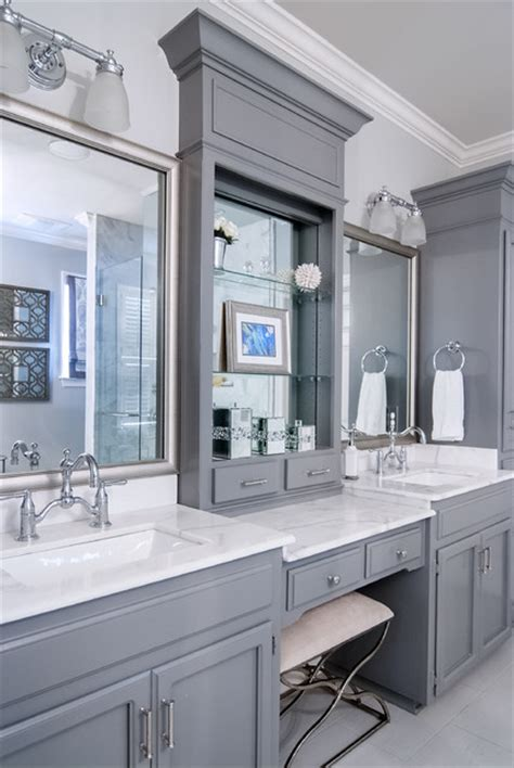 master bathroom vanities ideas master bathroom remodel transitional bathroom new orleans by decorating den interiors